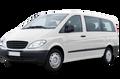 租车类型:小型巴士