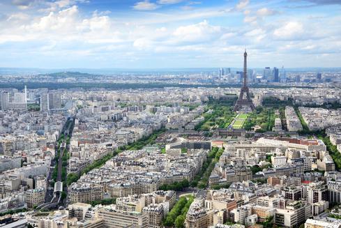 巴黎的酒店优惠