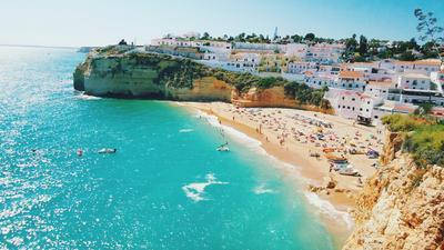 Praia do Carvoeiro酒店