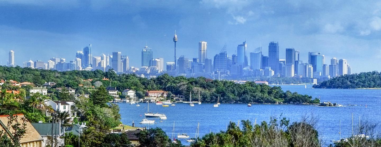 悉尼的家庭酒店