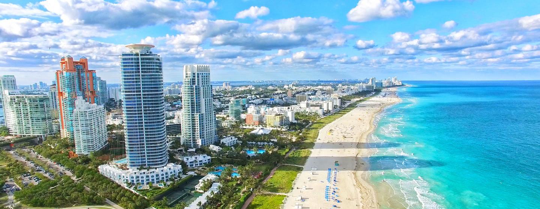 迈阿密海滩租车
