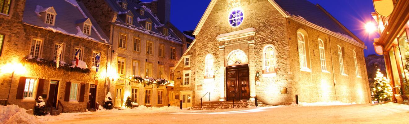 魁北克市酒店