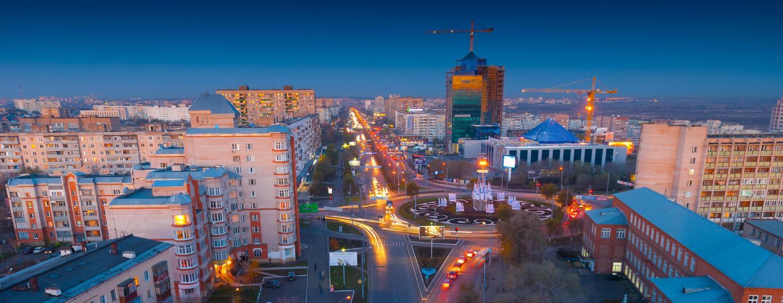 奥伦堡 Orenburg的租车