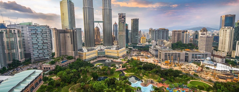 吉隆坡的家庭酒店