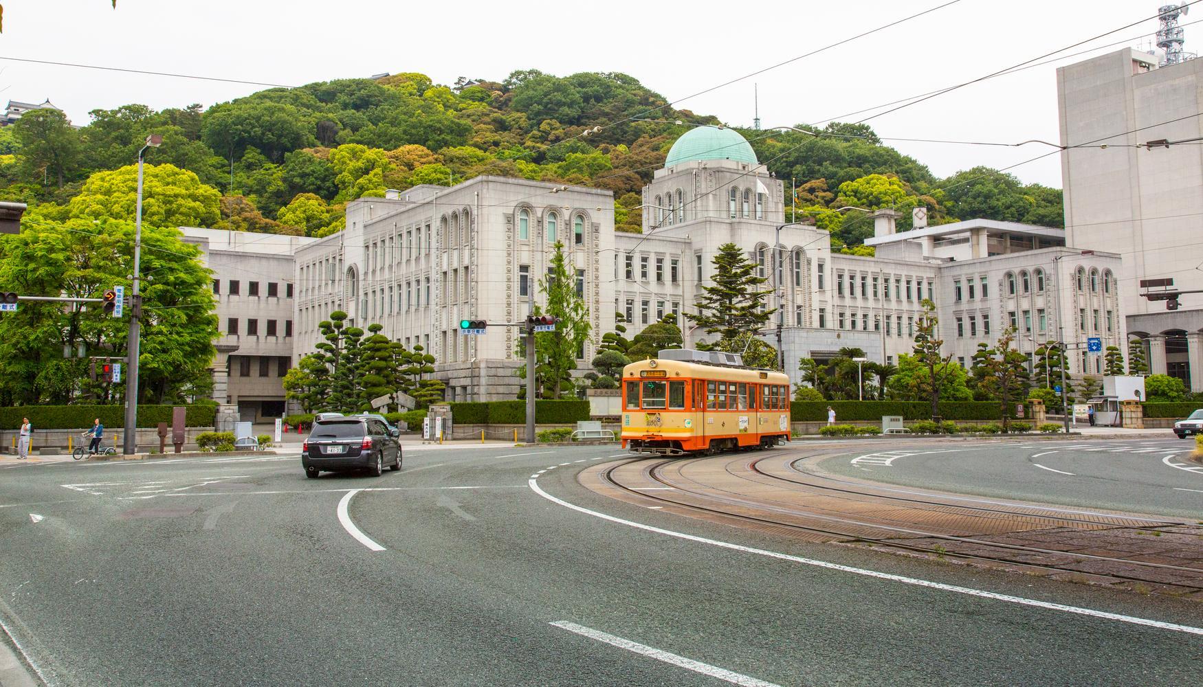 松山的租车