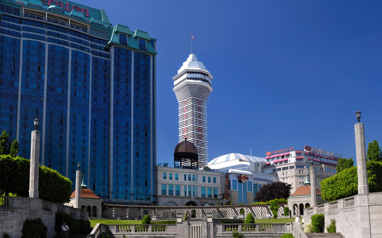 尼亚加拉瀑布酒店