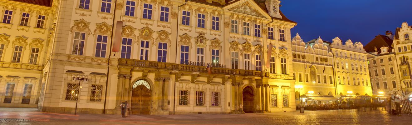布拉格酒店