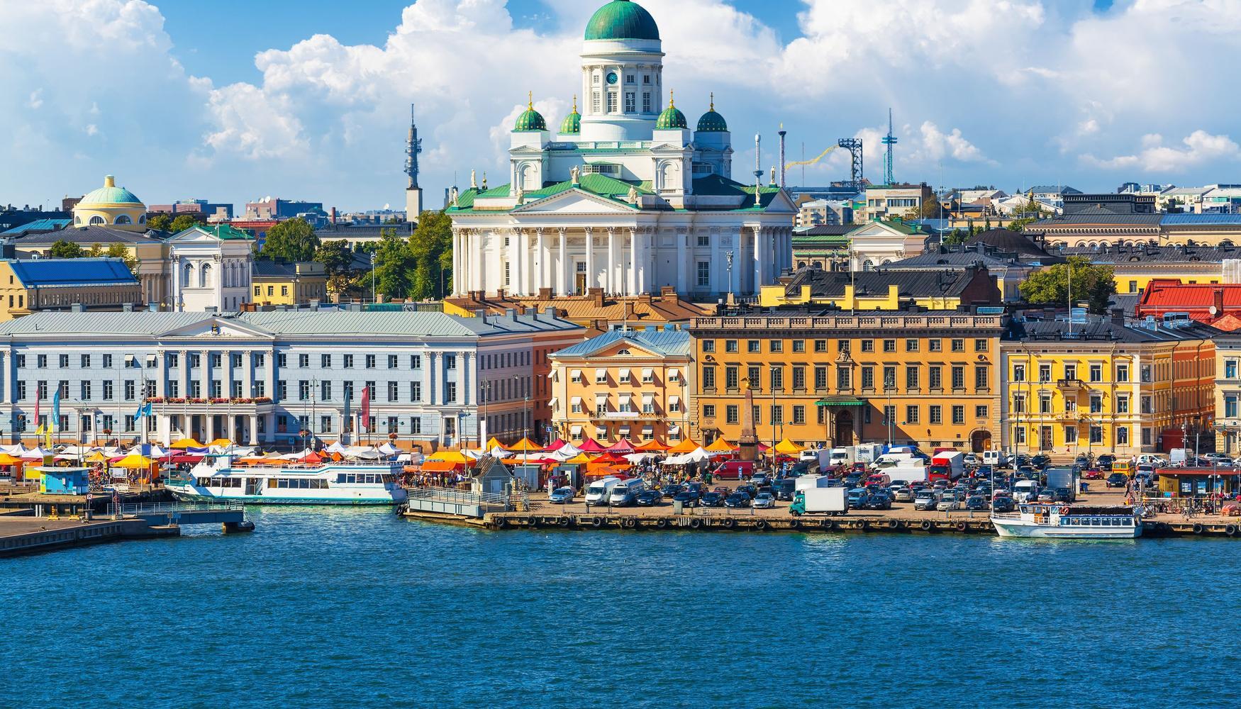 赫尔辛基万塔机场的租车
