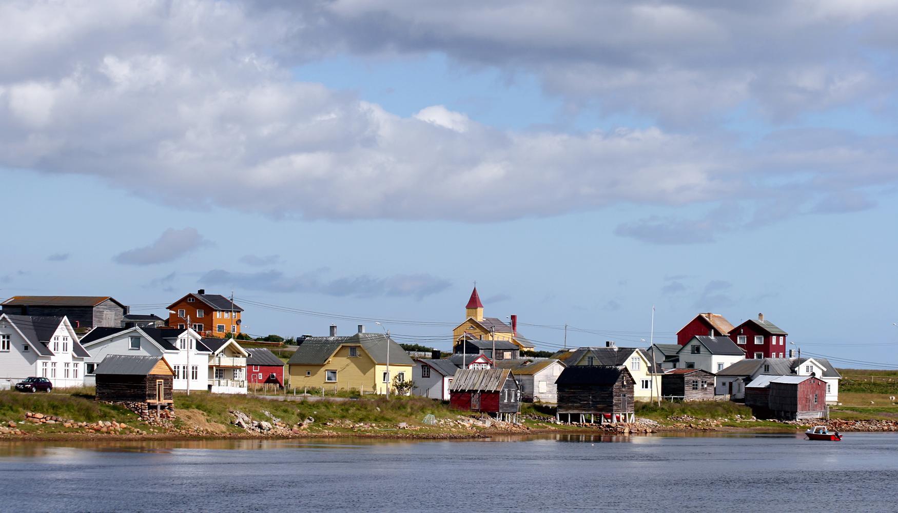 瓦德瑟 Vadsø机场的租车