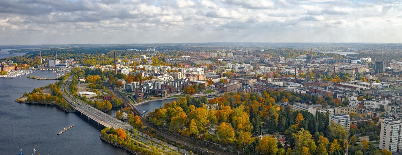 坦佩雷 Tampere-Pirkkala的租车