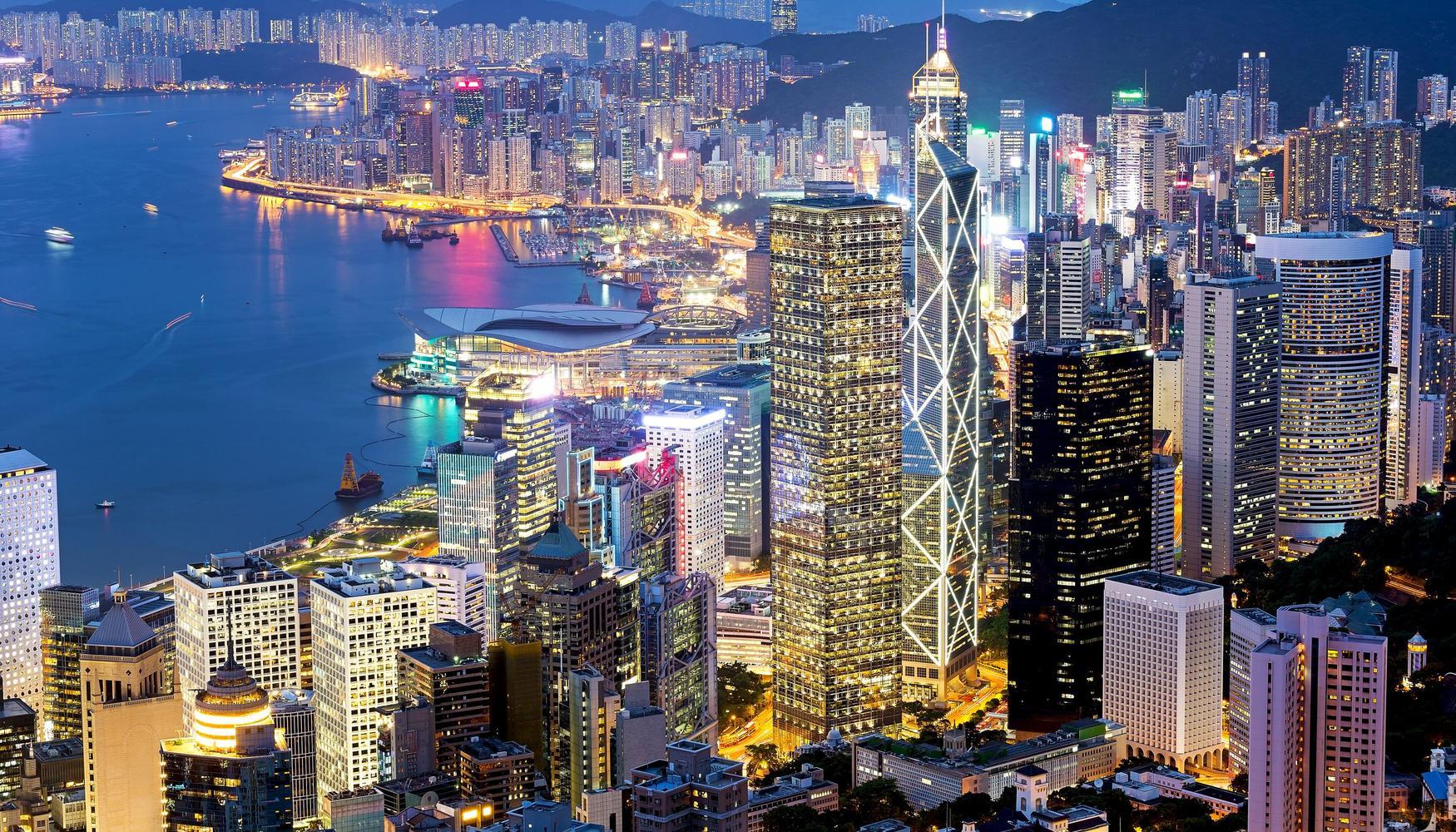 香港国际机场的租车