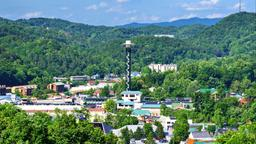 Gatlinburg Space Needle and Family Fun Center附近的加特林堡酒店