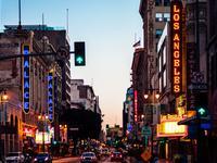 洛杉矶酒店