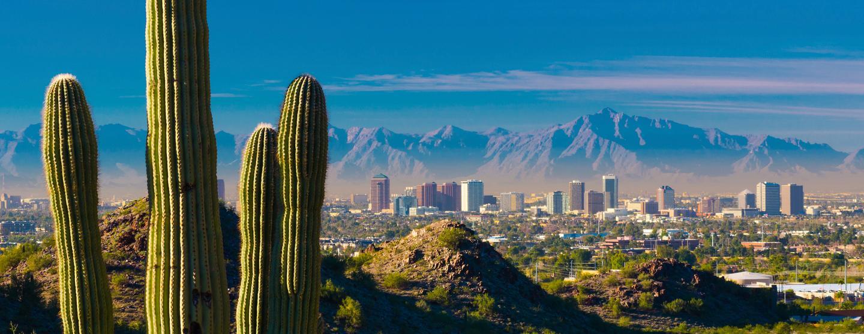 凤凰城 Phoenix-Mesa Gateway的租车