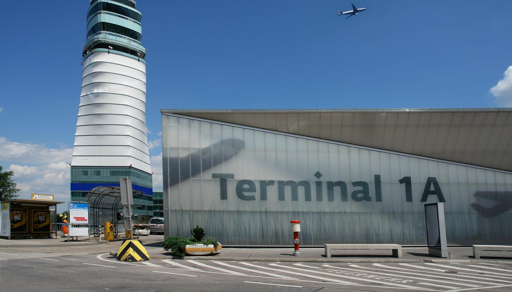 维也纳国际机场的租车
