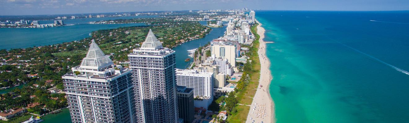 迈阿密海滩酒店