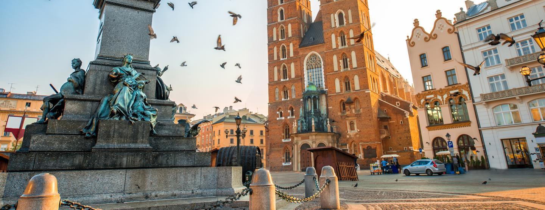 Krakow租车