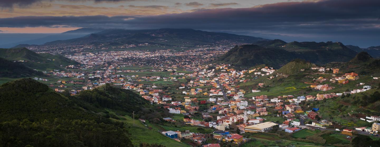 San Cristóbal de La Laguna租车