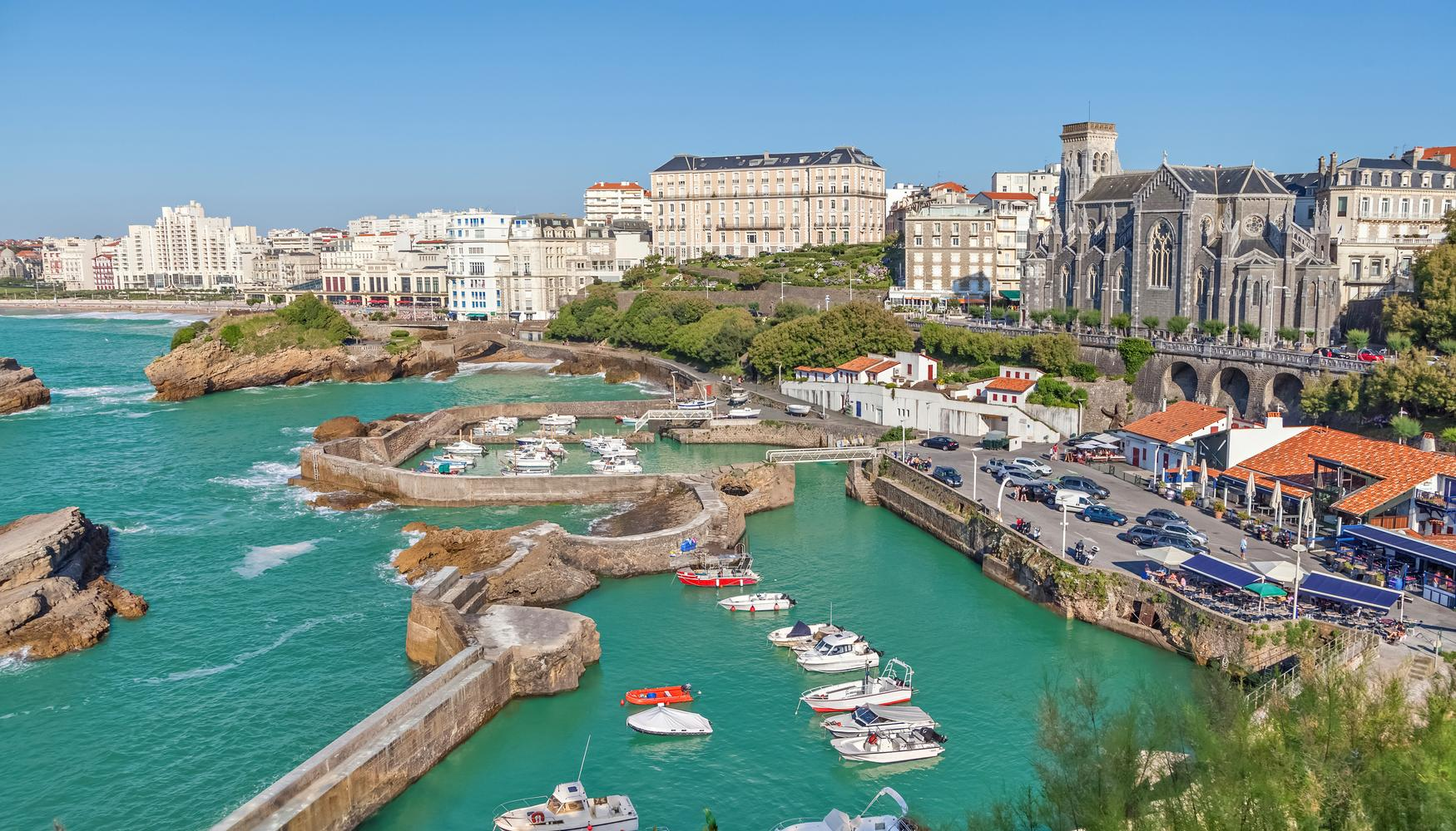 比亚里茨 Biarritz - Anglet - Bayonne机场的租车