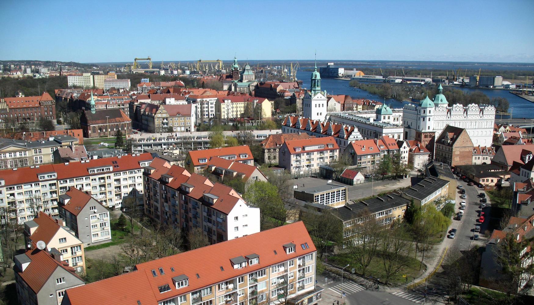 什切青 Szczecin-Goleniow