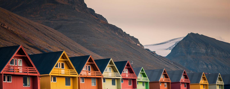 朗伊尔城 Svalbard的租车