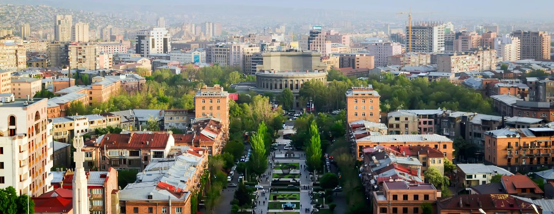 Yerevan租车