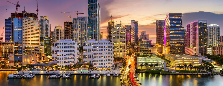 迈阿密 Miami的租车