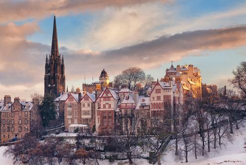 爱丁堡的酒店优惠