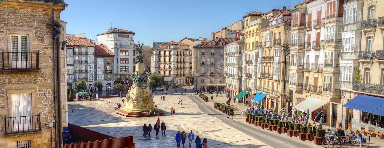维多利亚 (西班牙)的家庭酒店
