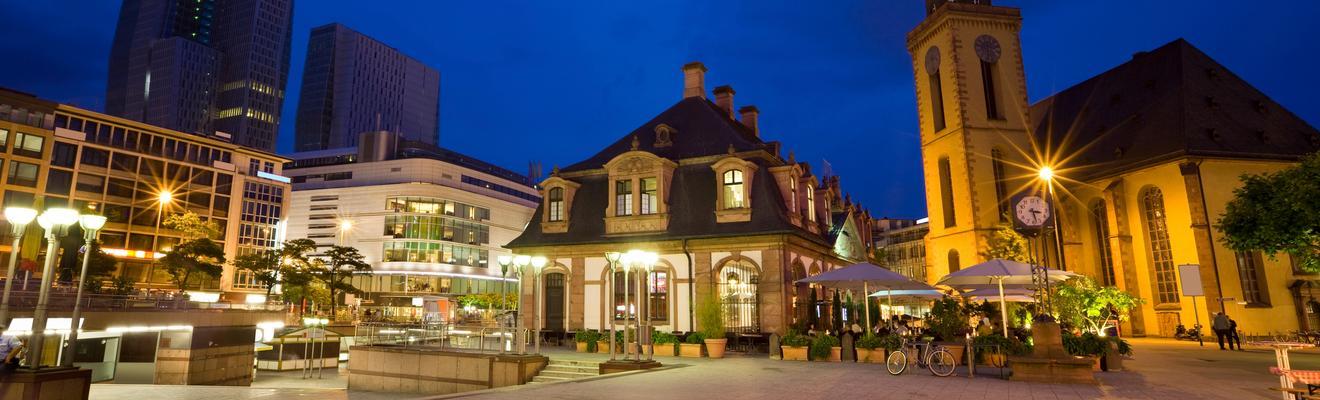 法兰克福酒店