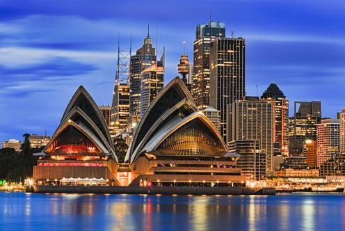 悉尼的酒店优惠
