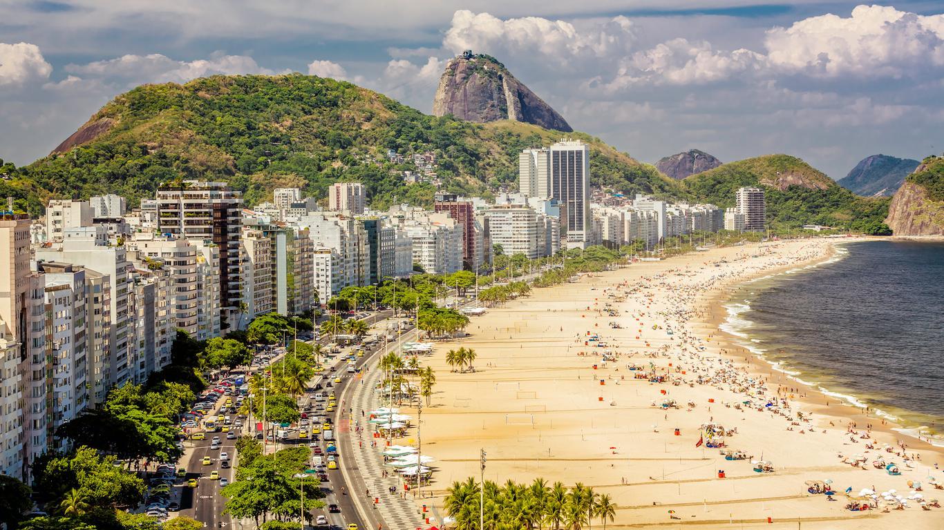 里约热内卢租车