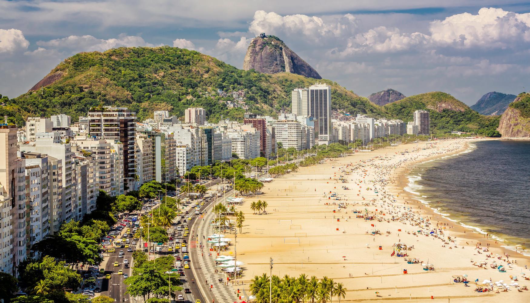里约热内卢/ Galeao - Antonio Carlos Jobim国际机场的租车
