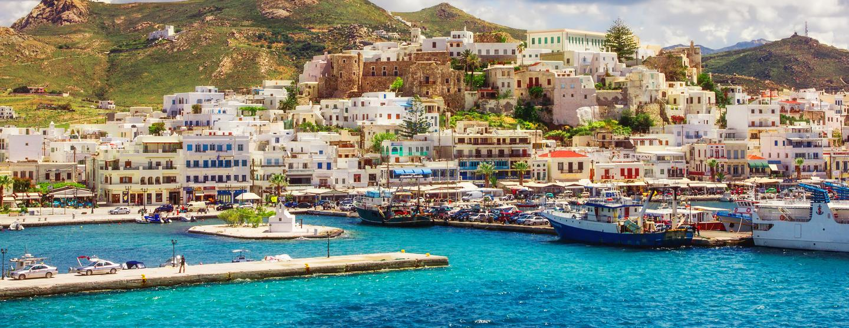 纳克索斯岛 Naxos的租车