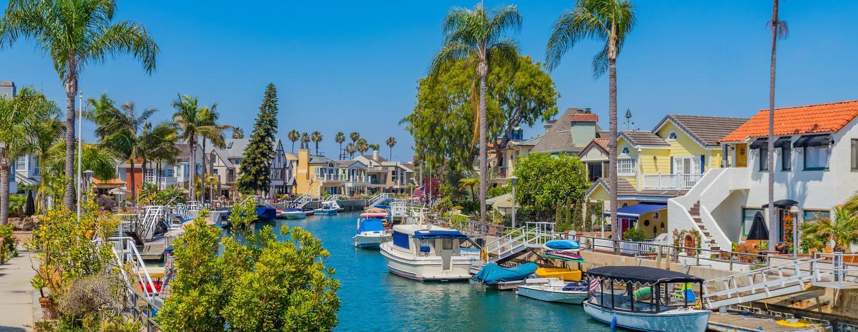 长滩 Long Beach Municipal的租车