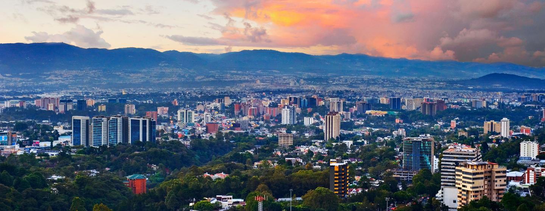 危地马拉的家庭酒店