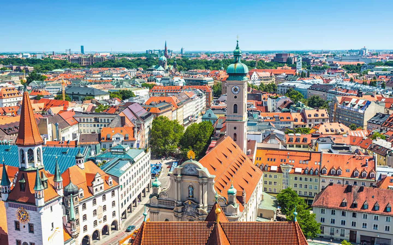 慕尼黑酒店