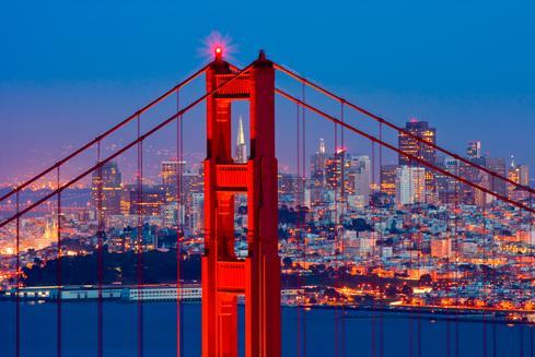 旧金山的酒店优惠
