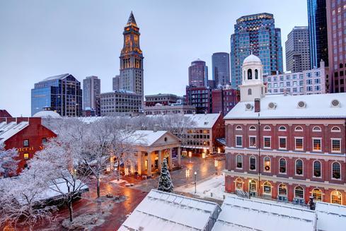 波士顿的酒店优惠
