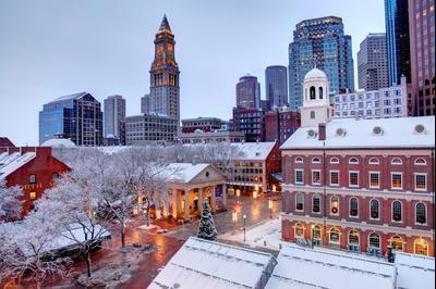 波士顿酒店