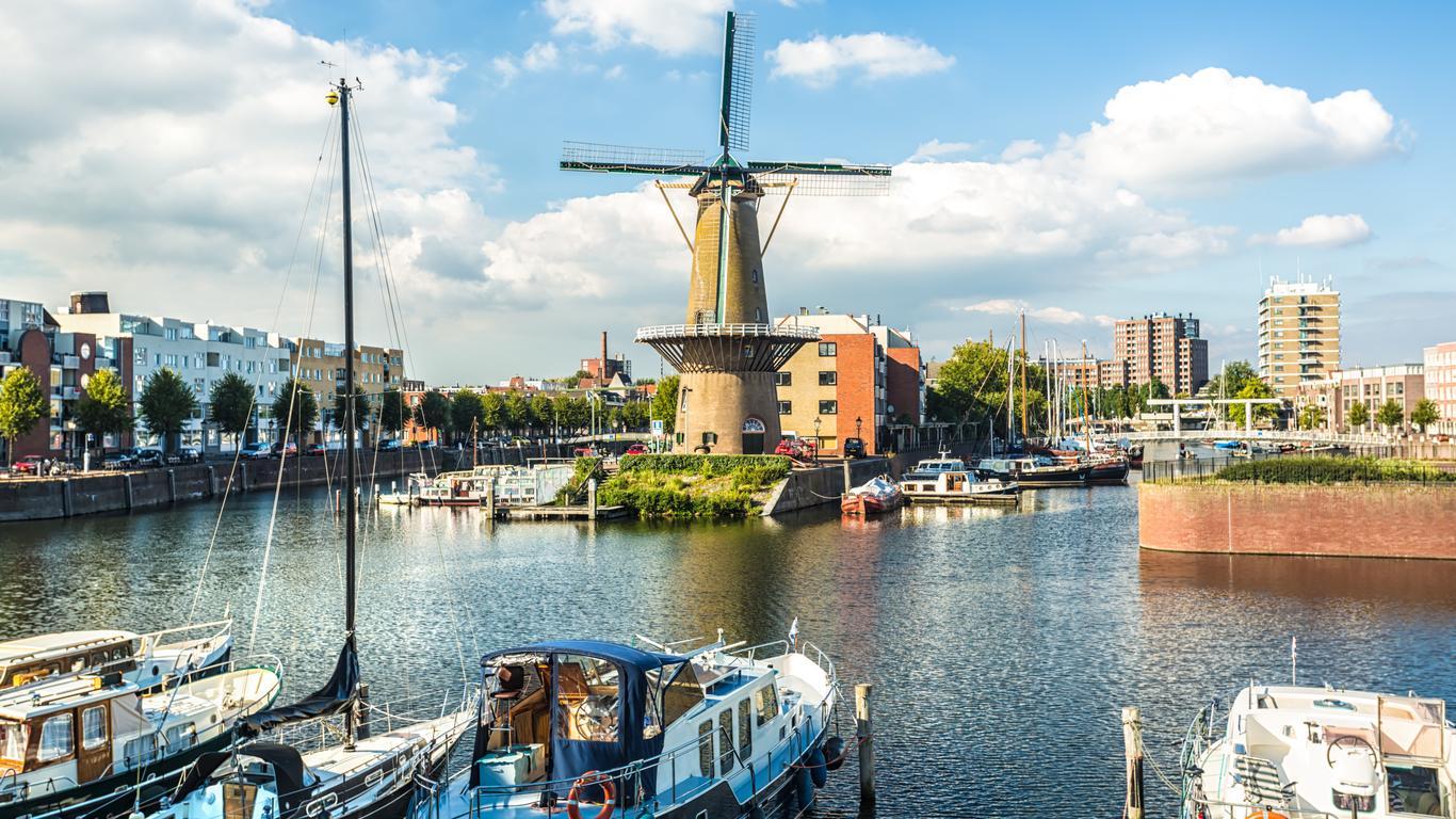 鹿特丹租车