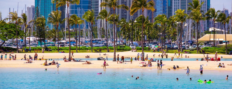 檀香山 Honolulu的租车