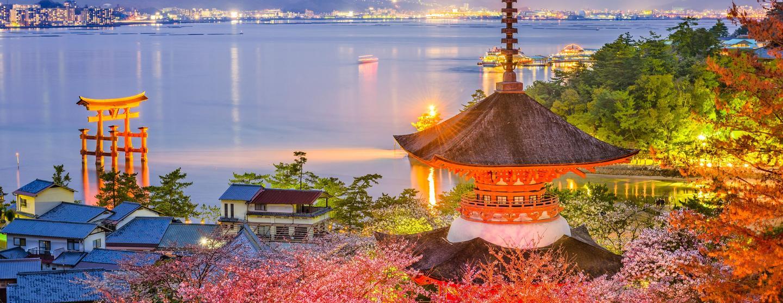 广岛的家庭酒店
