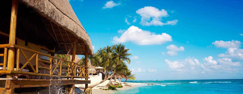 卡曼海灘的精品酒店