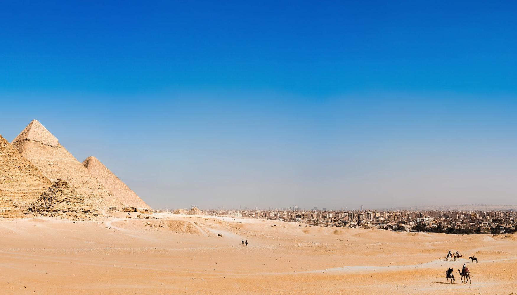 开罗的租车