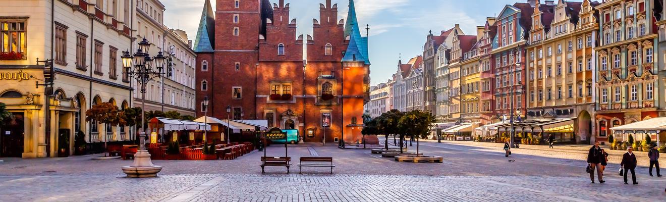 弗罗茨瓦夫酒店