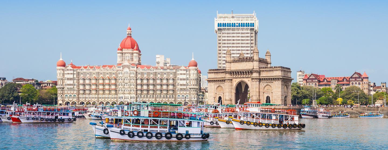 孟买国际机场的租车