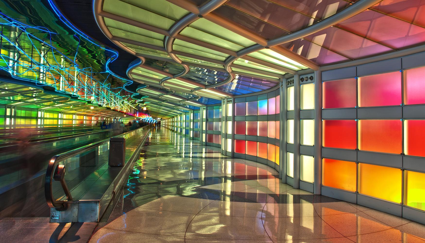 芝加哥 奥黑尔国际机场的租车