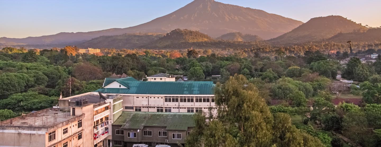 阿鲁沙 Kilimanjaro的租车
