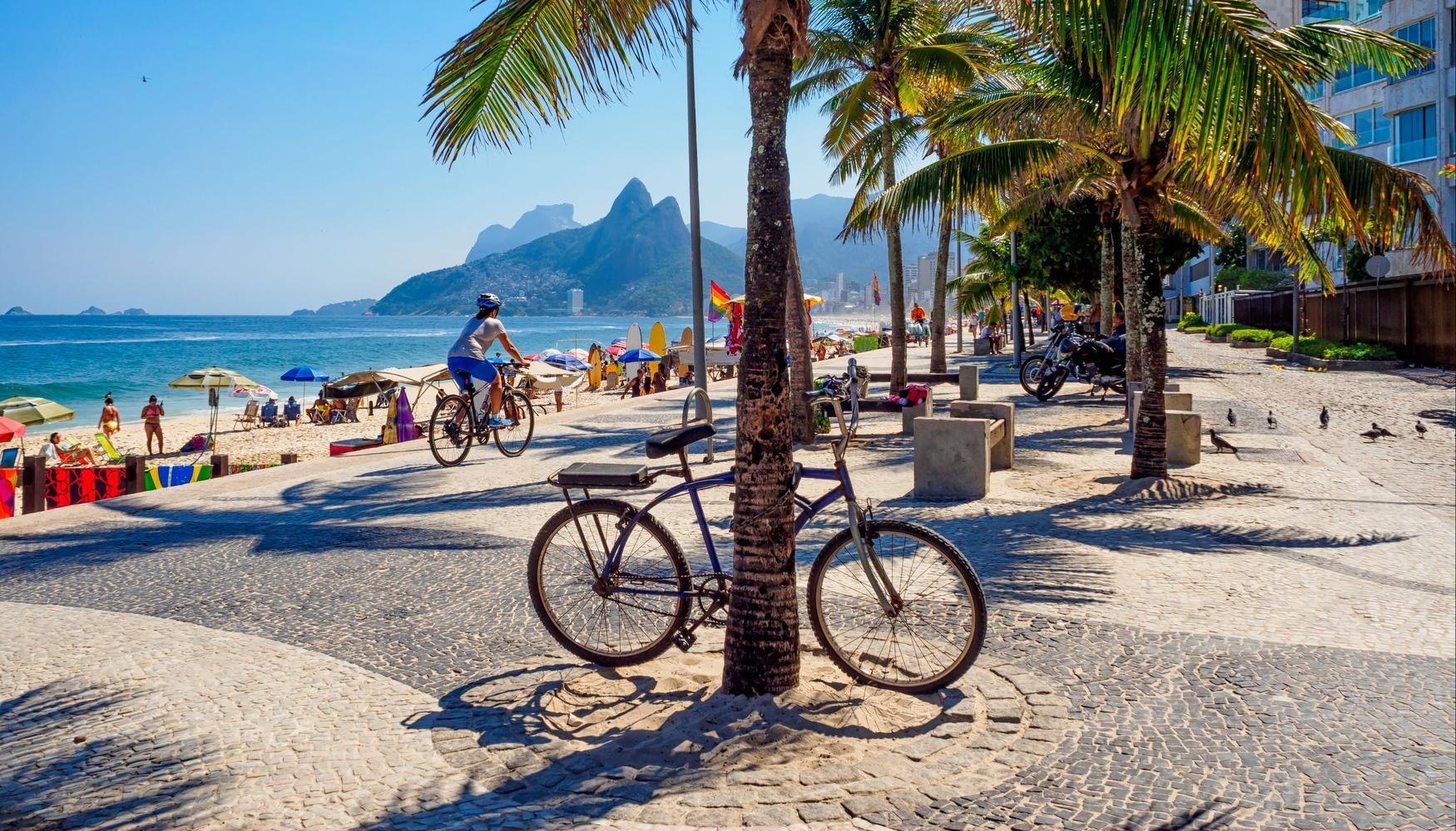 里约热内卢 圣杜蒙特机场的租车